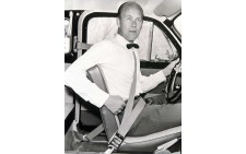 Nils Bohlin & the Three-Point Safety Belt
